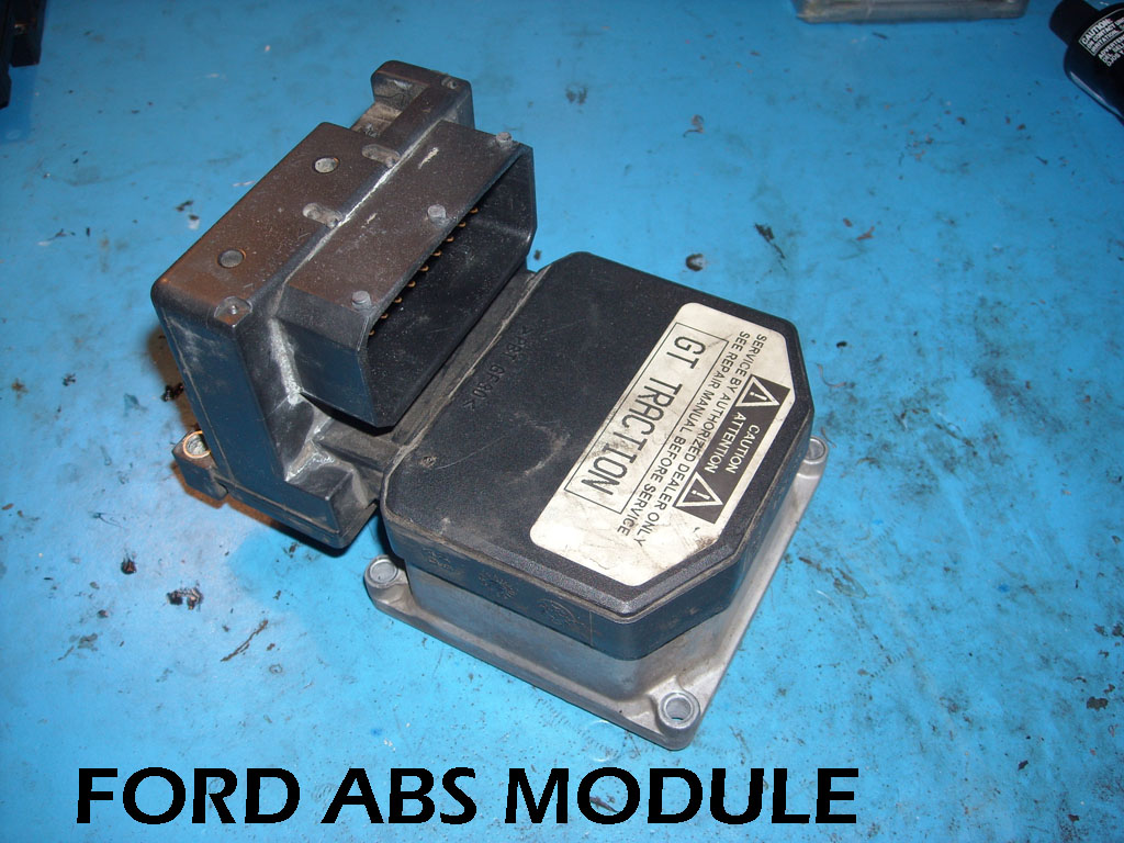 Ford Abs Wiring Harness Library Trailer Focus Bosch Ebcm