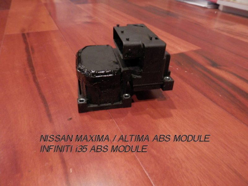 cheap abs module repair for nissan maximainfiniti abs light fix